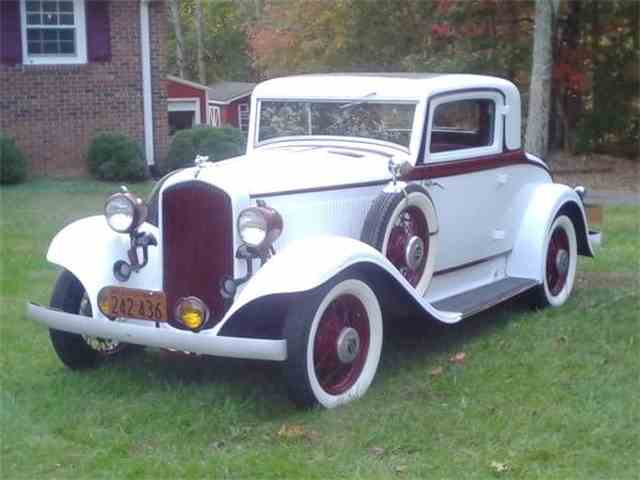 1932 Plymouth Coupe | 968593