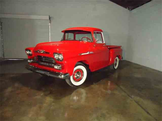 1958 Chevrolet Apache | 968598