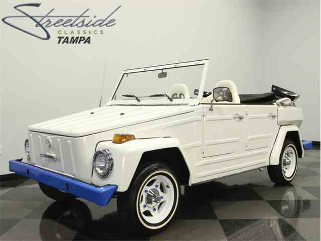 1973 Volkswagen Thing Acapulco Tribute | 968610