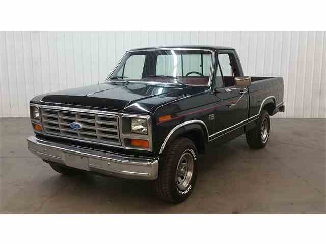 1986 Ford F150 | 968613