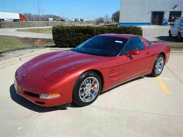 1998 Chevrolet Corvette | 968616