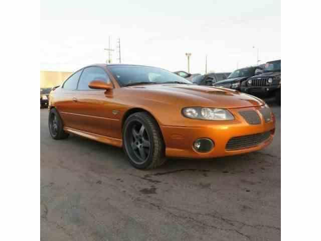 2006 Pontiac GTO | 968619