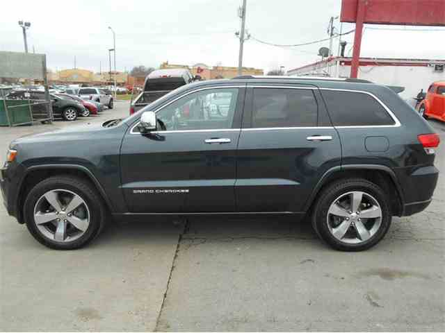 2014 Jeep Grand Cherokee | 968620