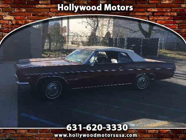 1966 Chevrolet Impala | 968622