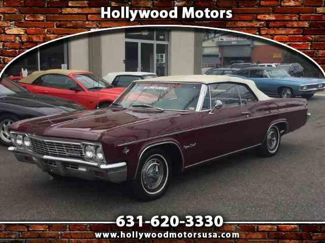 1966 Chevrolet Impala   968622