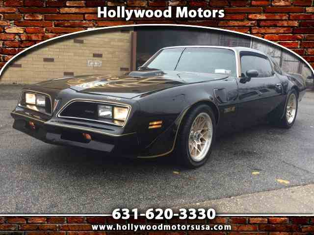 1977 Pontiac Firebird Trans Am | 968623
