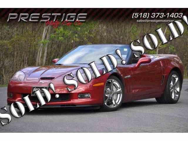 2010 Chevrolet Corvette | 968627