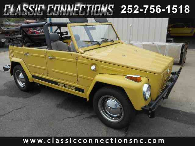1973 Volkswagen Thing | 968631