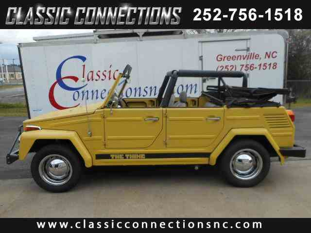 Picture of Classic 1973 Volkswagen Thing located in Greenville North Carolina - KREF