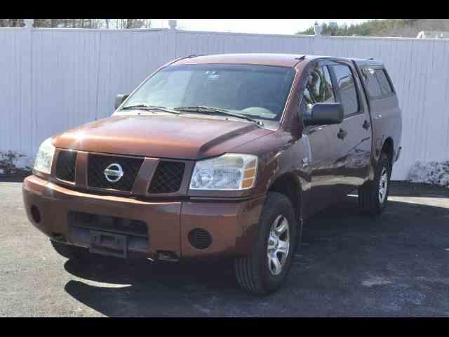 2004 Nissan Titan | 968633