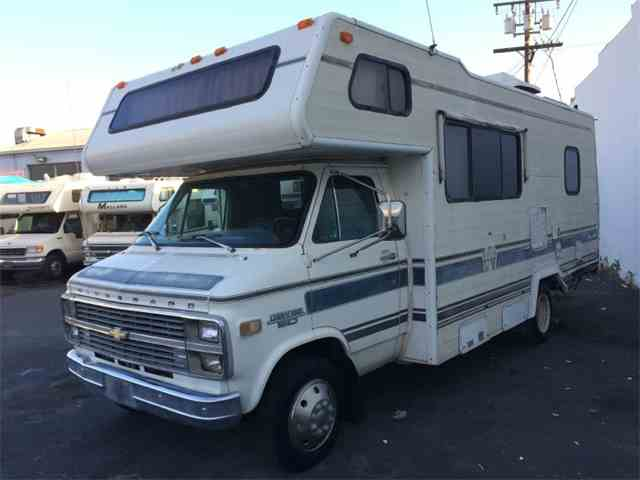 1984 Winnebago MINI WINNI 23 FT | 968641