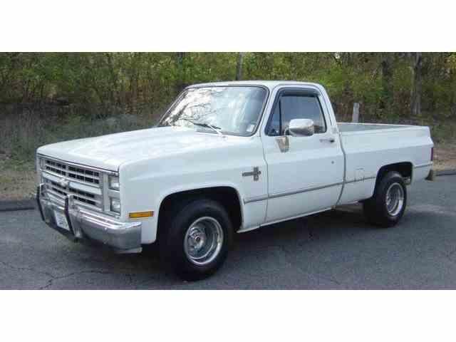 1982 Chevrolet C/K 10 | 968649
