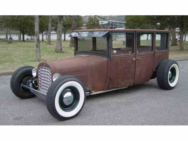 1925 Dodge Sedan | 968651