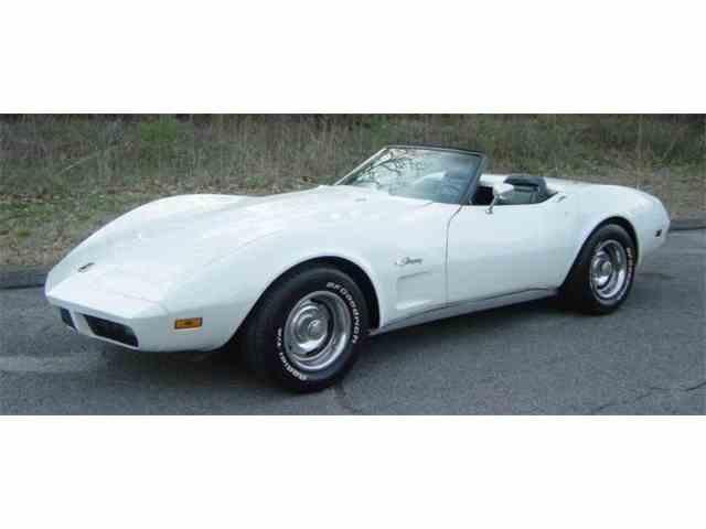 1974 Chevrolet Corvette | 968652