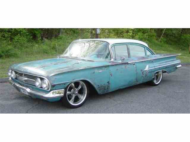 1960 Chevrolet Bel Air | 968652