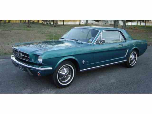 1965 Ford Mustang | 968653