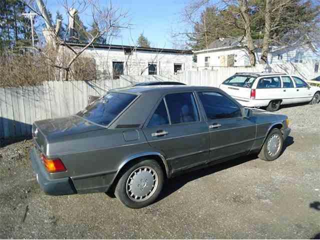 1986 Mercedes-Benz 190 | 968654