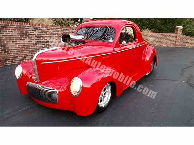 1941 Willys Coupe Outlaw | 968660