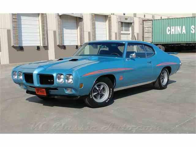 1970 Pontiac GTO | 968662