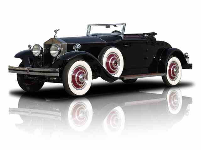 1927 Rolls-Royce Phantom | 968663