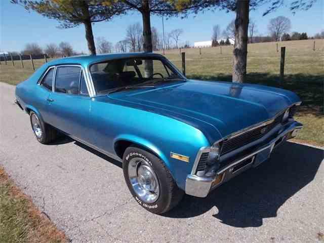 1971 Chevrolet Nova | 968664