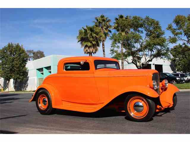 1932 Ford 3-Window Coupe | 968665
