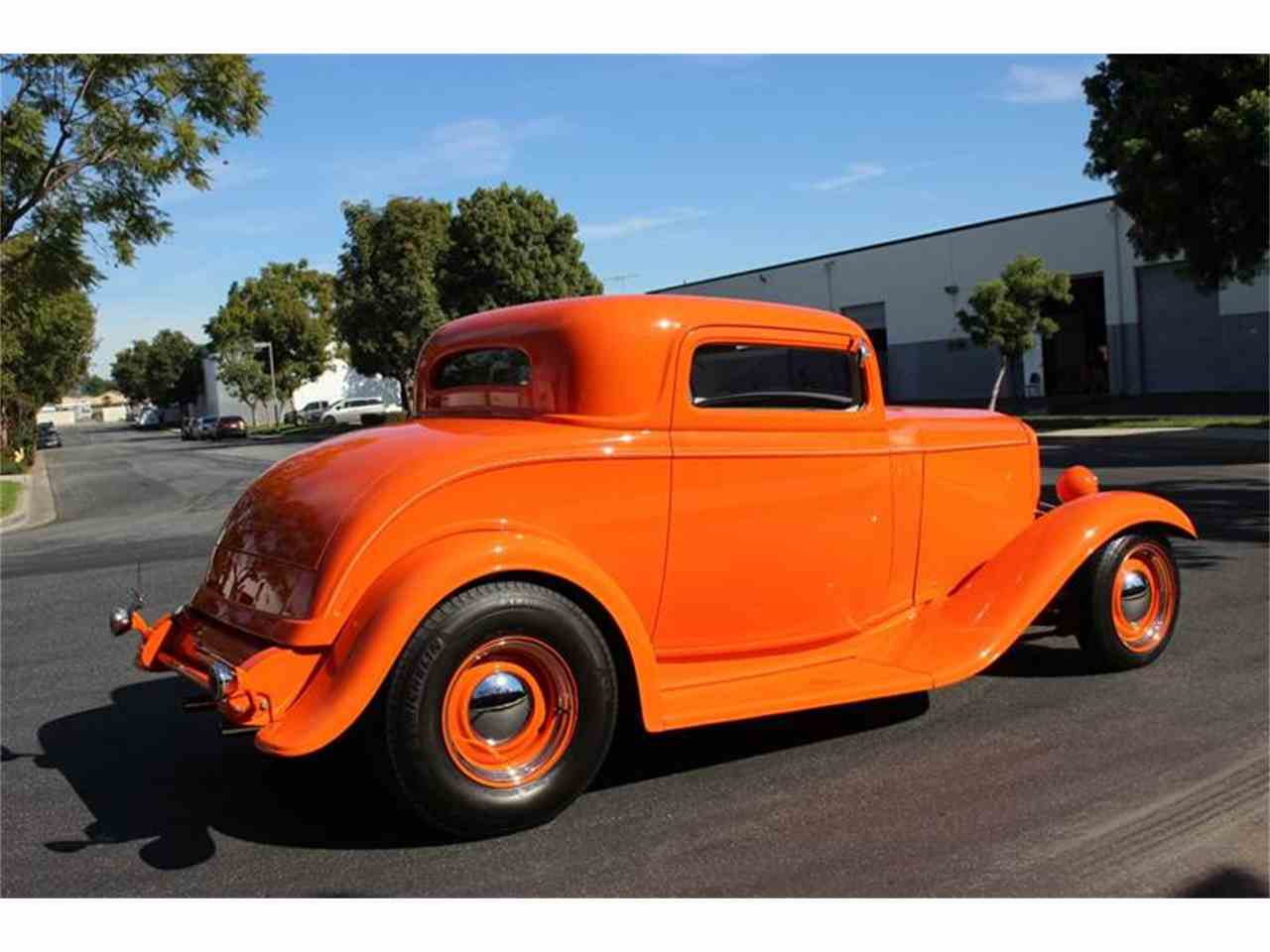 1932 ford 3 window coupe for sale cc 968665. Black Bedroom Furniture Sets. Home Design Ideas