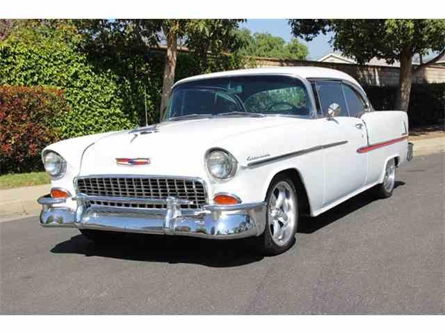 1955 Chevrolet SPORT HARDTOP | 968666