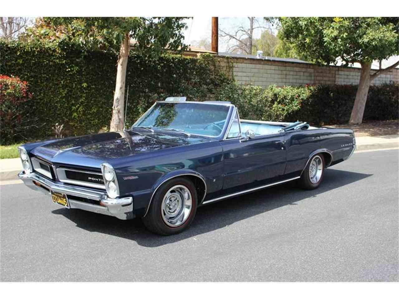 1965 Pontiac Lemans For Sale Cc 968668