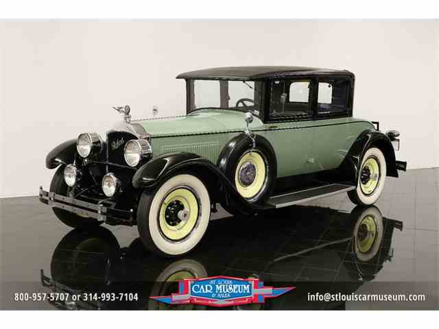1927 Packard 533 4-Passenger Coupe | 968670