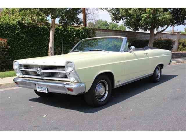 1966 Ford Fairlane 500 | 968671