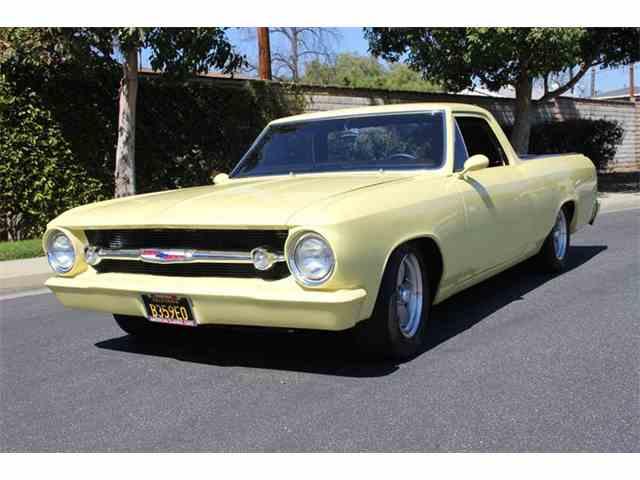 1966 Chevrolet El Camino | 968672