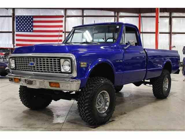 1970 Chevrolet C/K 10 | 968677