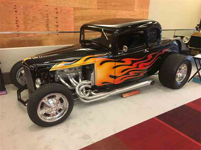 1932 Ford 5-Window Coupe | 968682