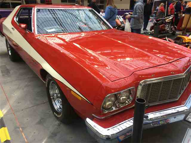 1976 FORD TORINO STARSKY AND HUTCH | 968683