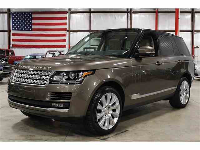 2014 Land rover Range Rover Super Charged | 968684