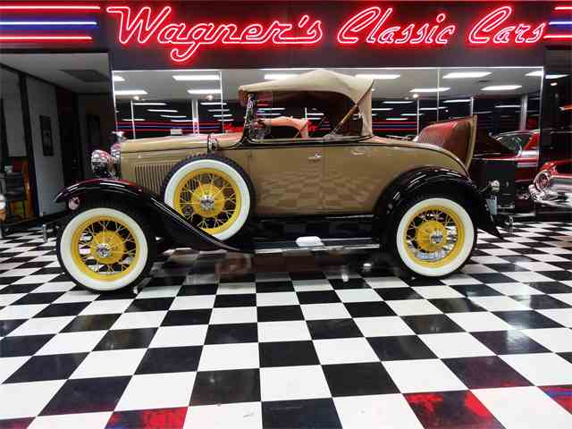 1930 Ford Model A | 968687
