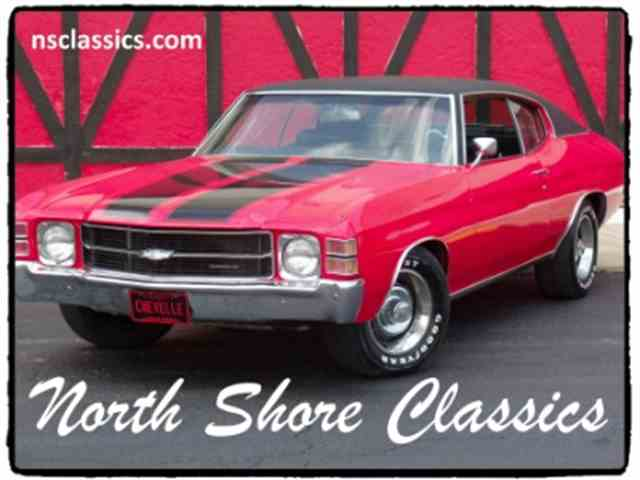 1971 Chevrolet Chevelle | 968692