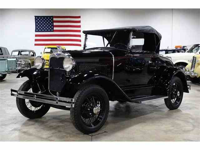 1930 Ford Model A | 968693