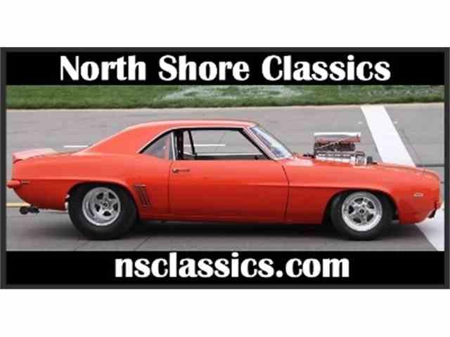 1969 Chevrolet Camaro | 968694