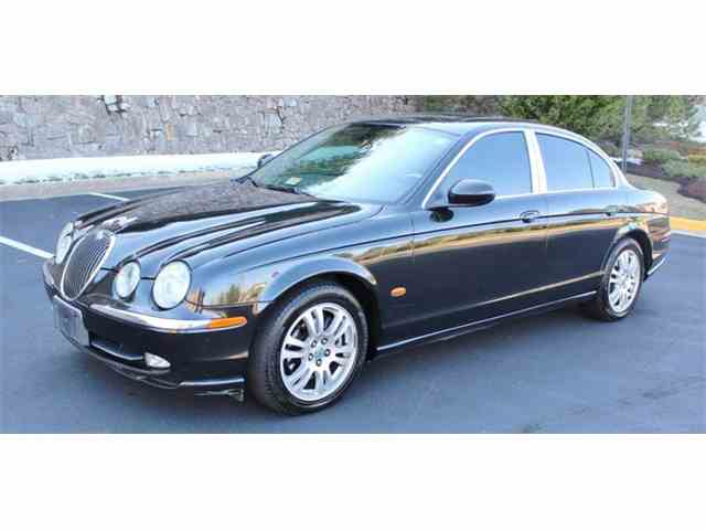 2003 Jaguar S-Type | 968695