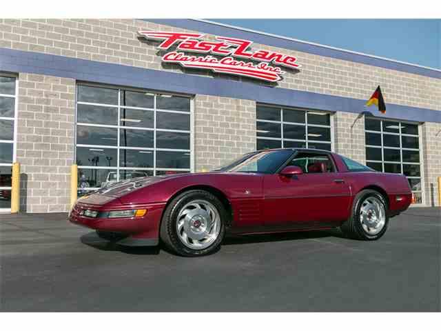 1993 Chevrolet Corvette | 968703