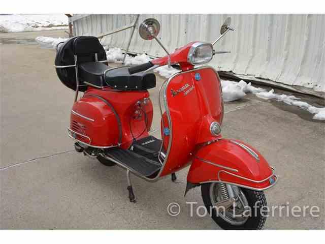 1967 Vespa Scooter | 968712