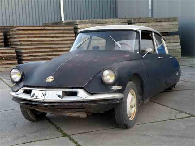 1958 Citroen ID19 | 968715