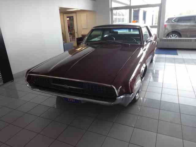 1967 Ford Thunderbird | 968719