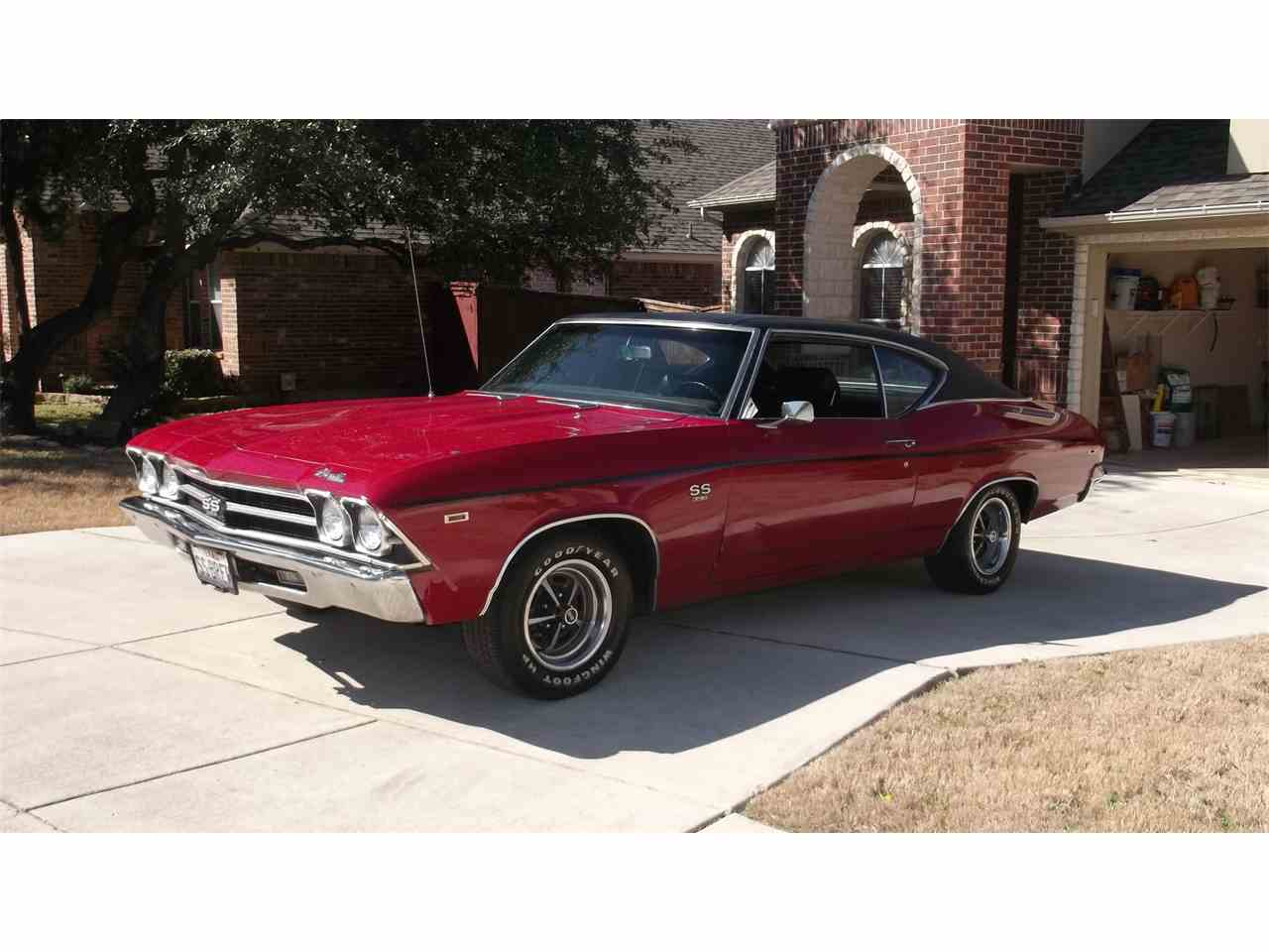 1969 chevrolet chevelle ss for sale cc 968720 - 69 chevelle ss 396 images ...