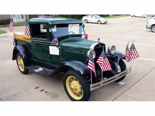 1931 Ford Model A | 968724
