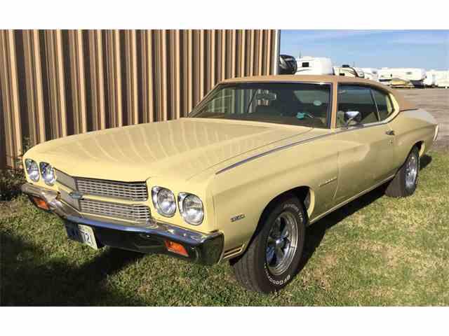 1970 Chevrolet Malibu | 968726