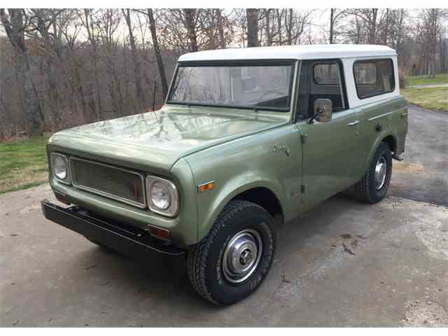 1971 International Scout 800 B | 968736