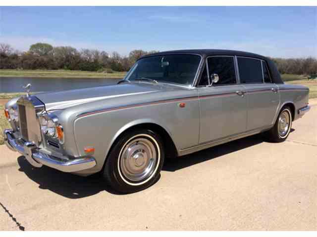 1969 Rolls-Royce Silver Shadow   968755